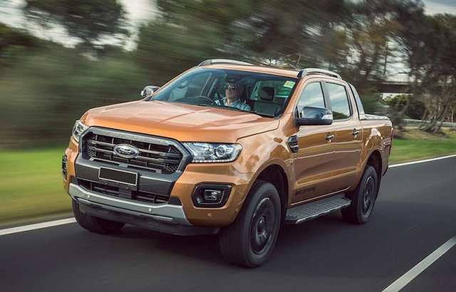 44 The Best 2020 Ford Ranger Wildtrak Exterior And Interior
