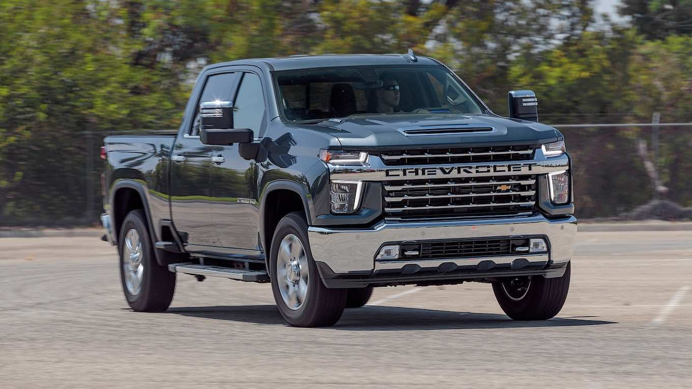 45 A 2020 Chevrolet 2500 Ltz Price And Review