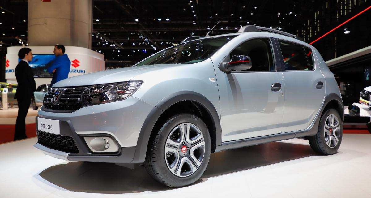 45 A Futur Dacia 2020 Price And Release Date
