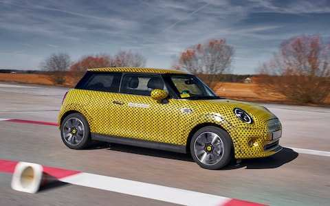 45 All New 2019 Electric Mini Cooper Engine