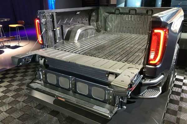 45 All New 2019 Gmc 2500 Tailgate Picture