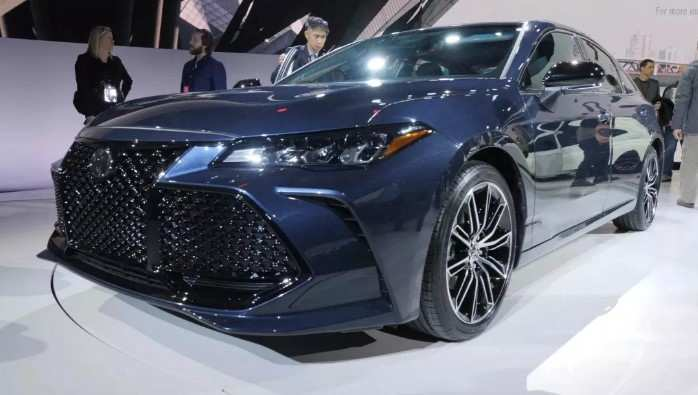 45 Best 2020 Toyota Avalon Redesign Concept And Review