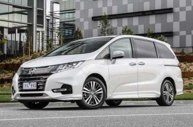 45 Best Honda Odyssey 2019 Australia Redesign And Review