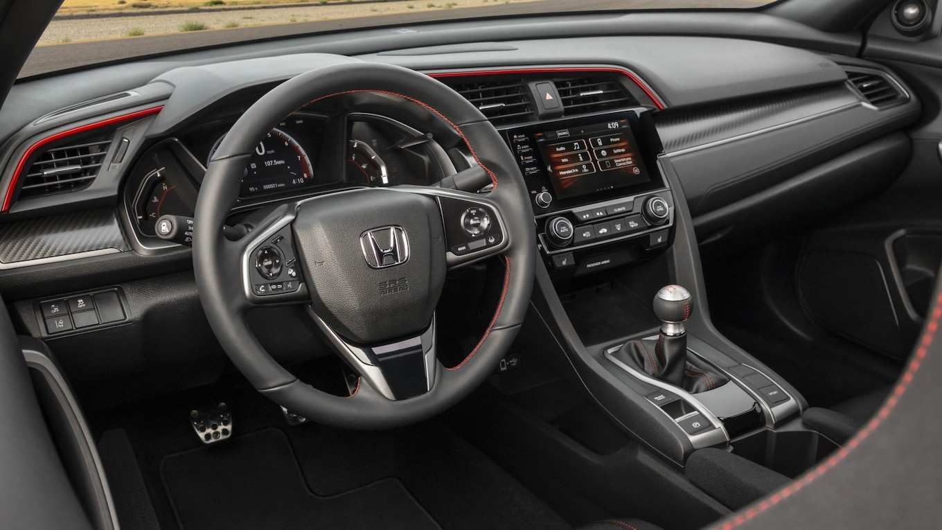 45 Best Honda Si 2020 Exterior And Interior