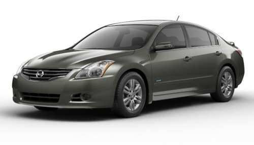 45 Best Nissan Altima Hybrid Configurations