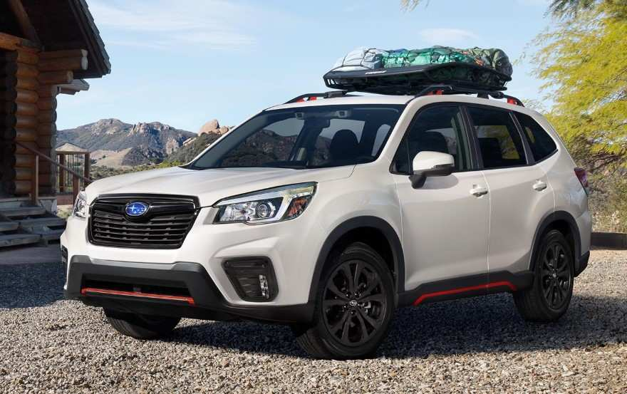 45 Best Subaru Forester 2020 Release Date Picture