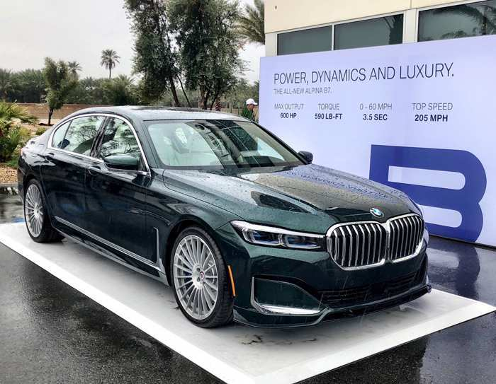 45 New 2019 Bmw B7 Redesign And Concept
