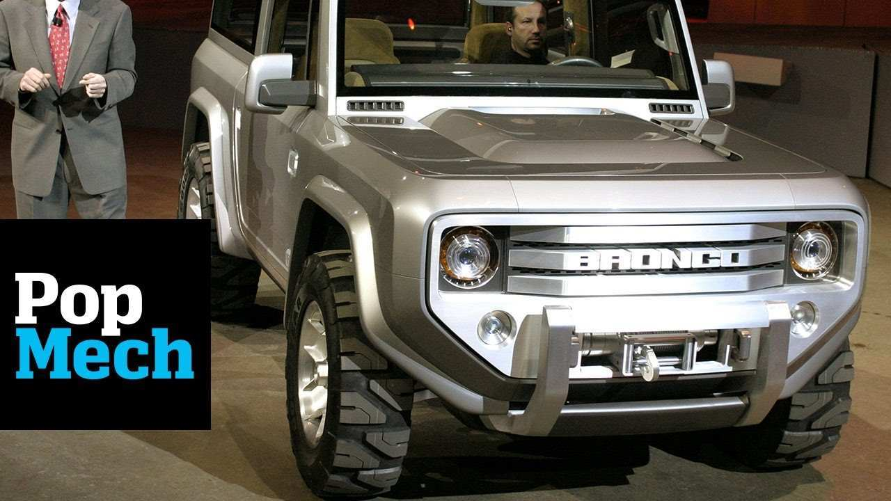 45 New 2020 Ford Bronco Youtube Price And Review