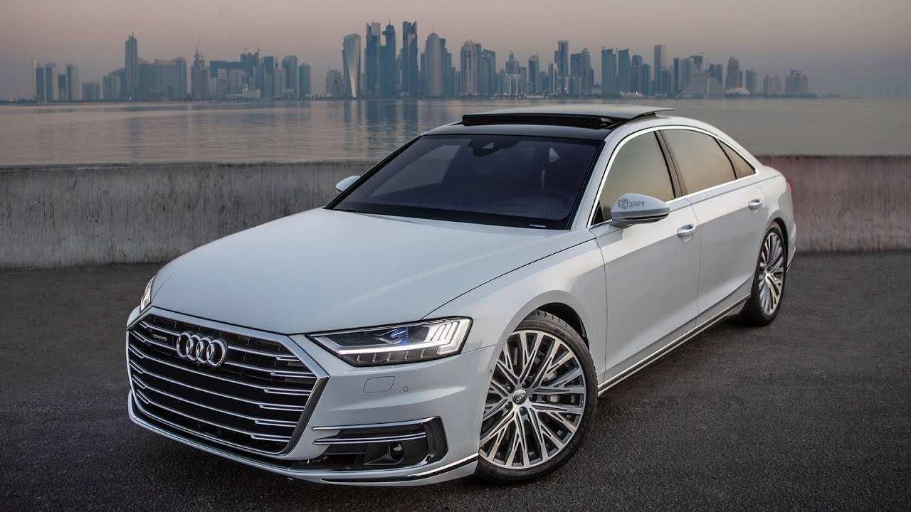 45 The 2019 Audi A8 Features Style