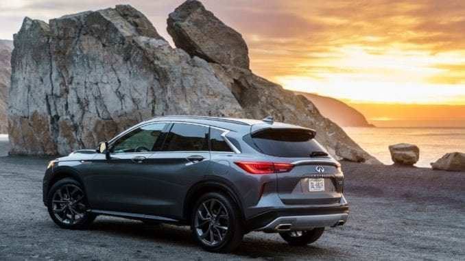 45 The 2019 Infiniti Qx50 Review New Concept