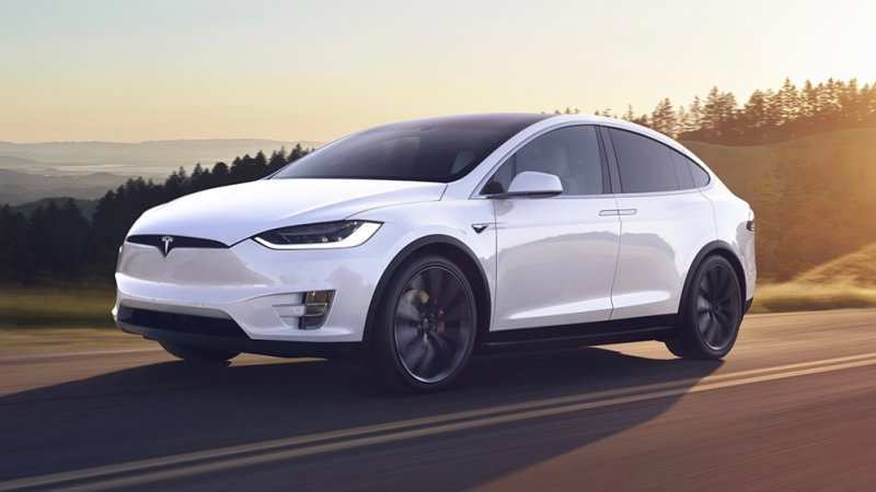 45 The 2020 Tesla Model S Picture