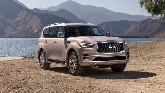 45 The Best Infiniti Qx80 2019 Photos
