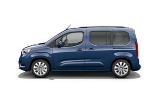 45 The Nowy Opel Zafira 2020 Exterior