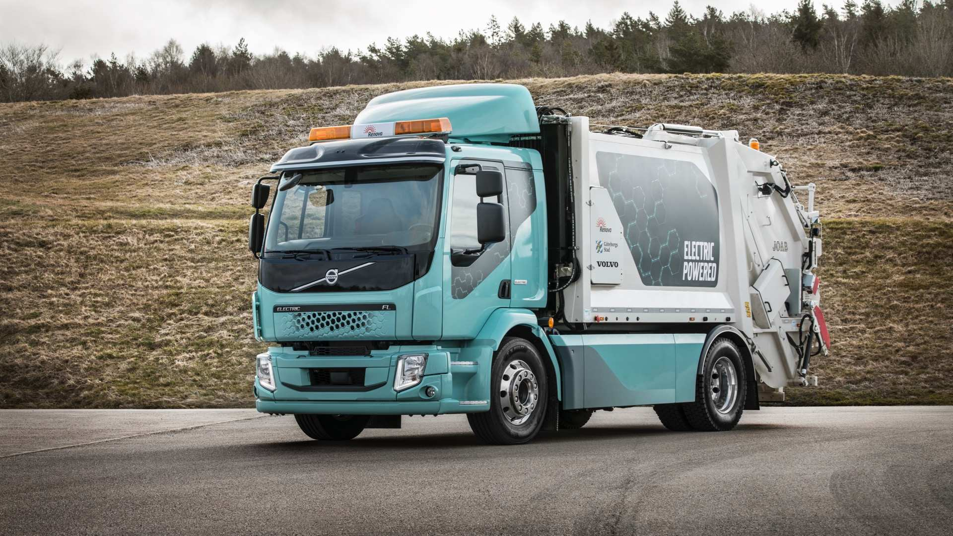 45 The Volvo Electric Truck 2020 Performance