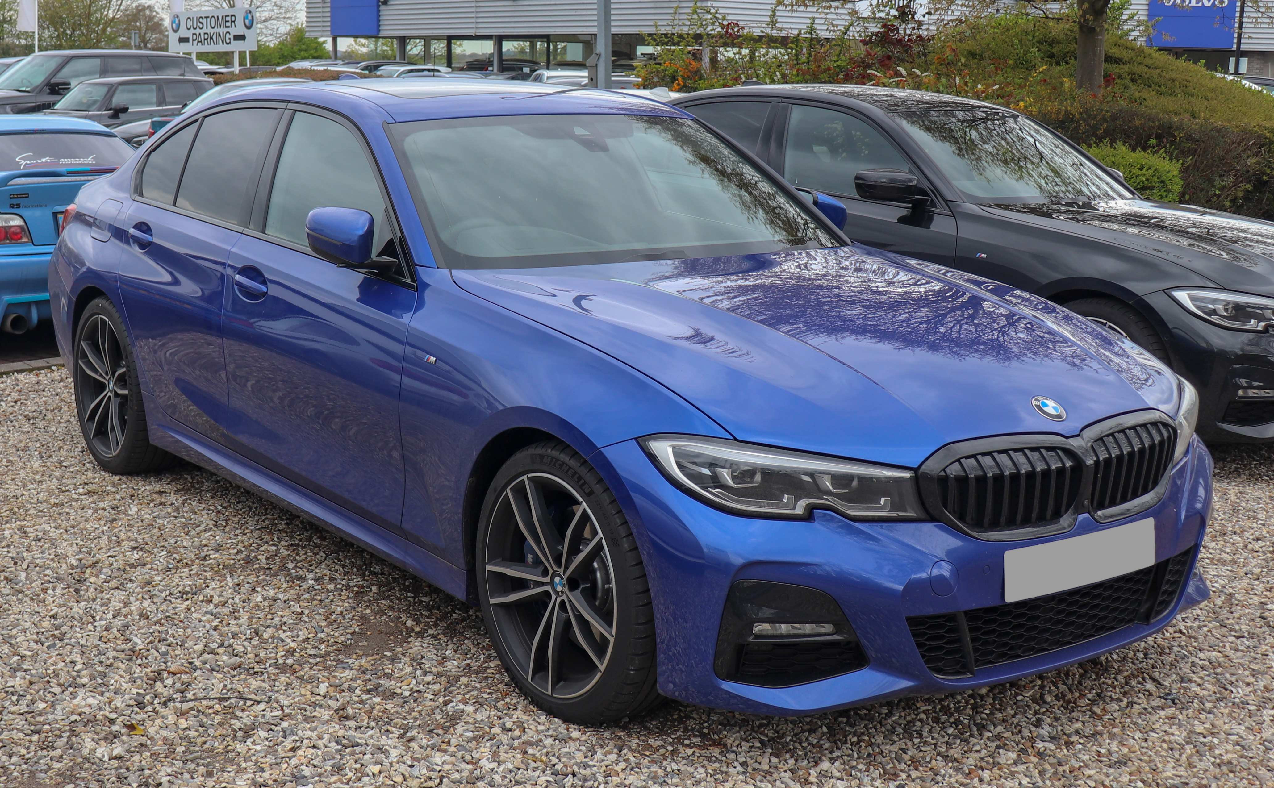 46 A 2019 Bmw 3 Series G20 Price Design And Review