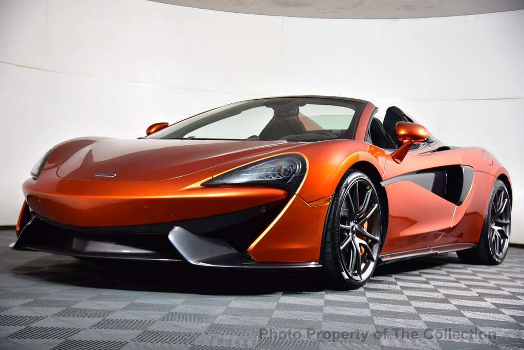 46 A 2019 Mclaren 570S Spider Rumors