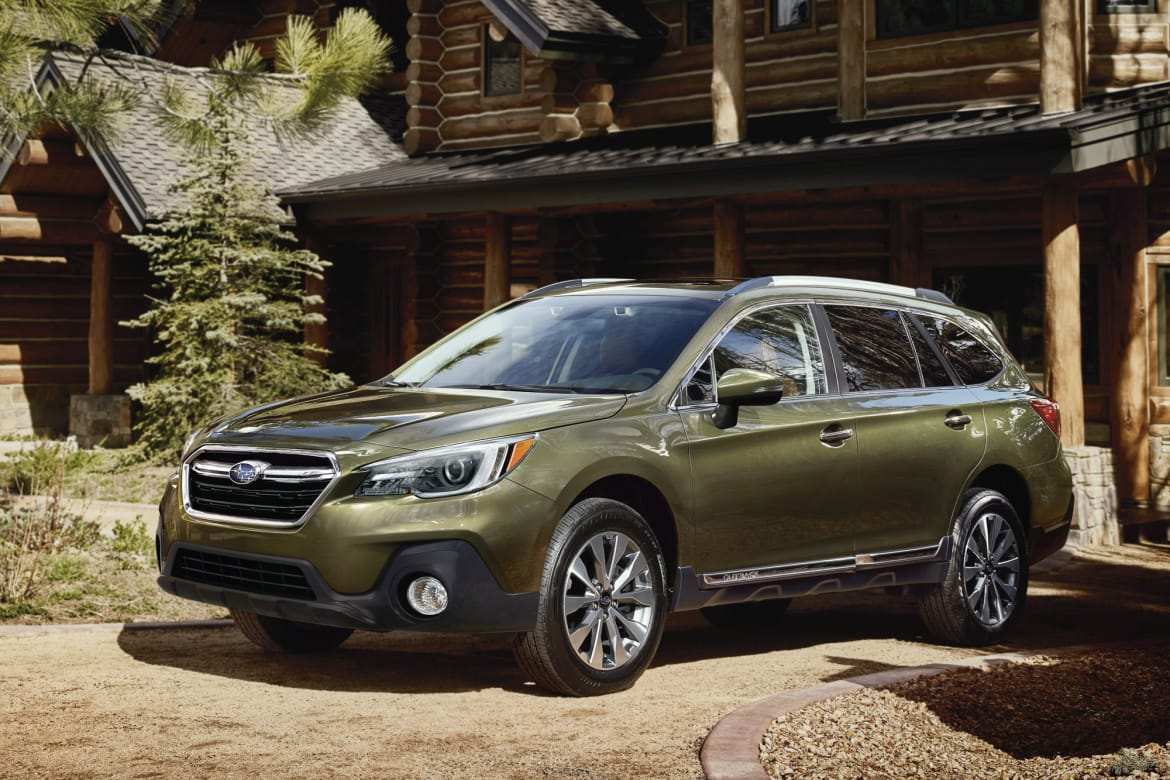 46 A 2019 Subaru Outback Changes Redesign