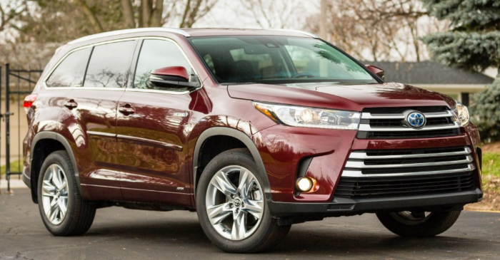 46 A 2020 Toyota Highlander Concept Exterior And Interior