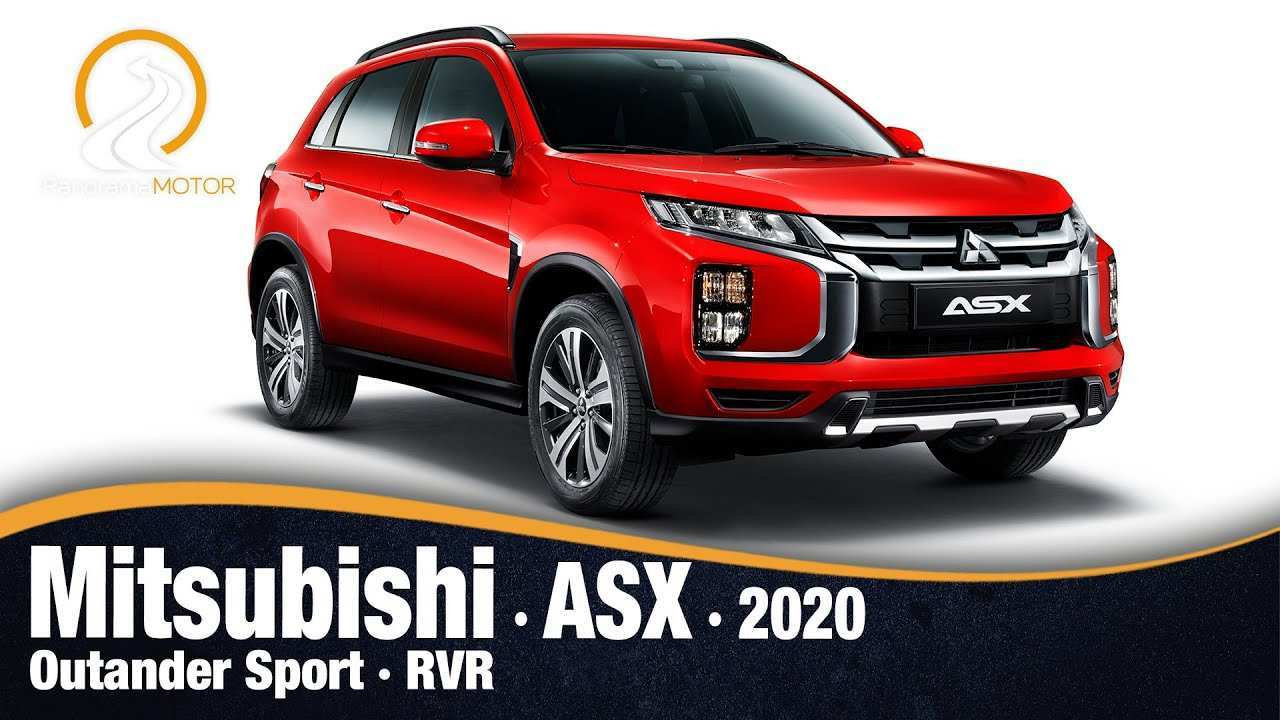 46 A Mitsubishi Asx 2020 Video Price And Review
