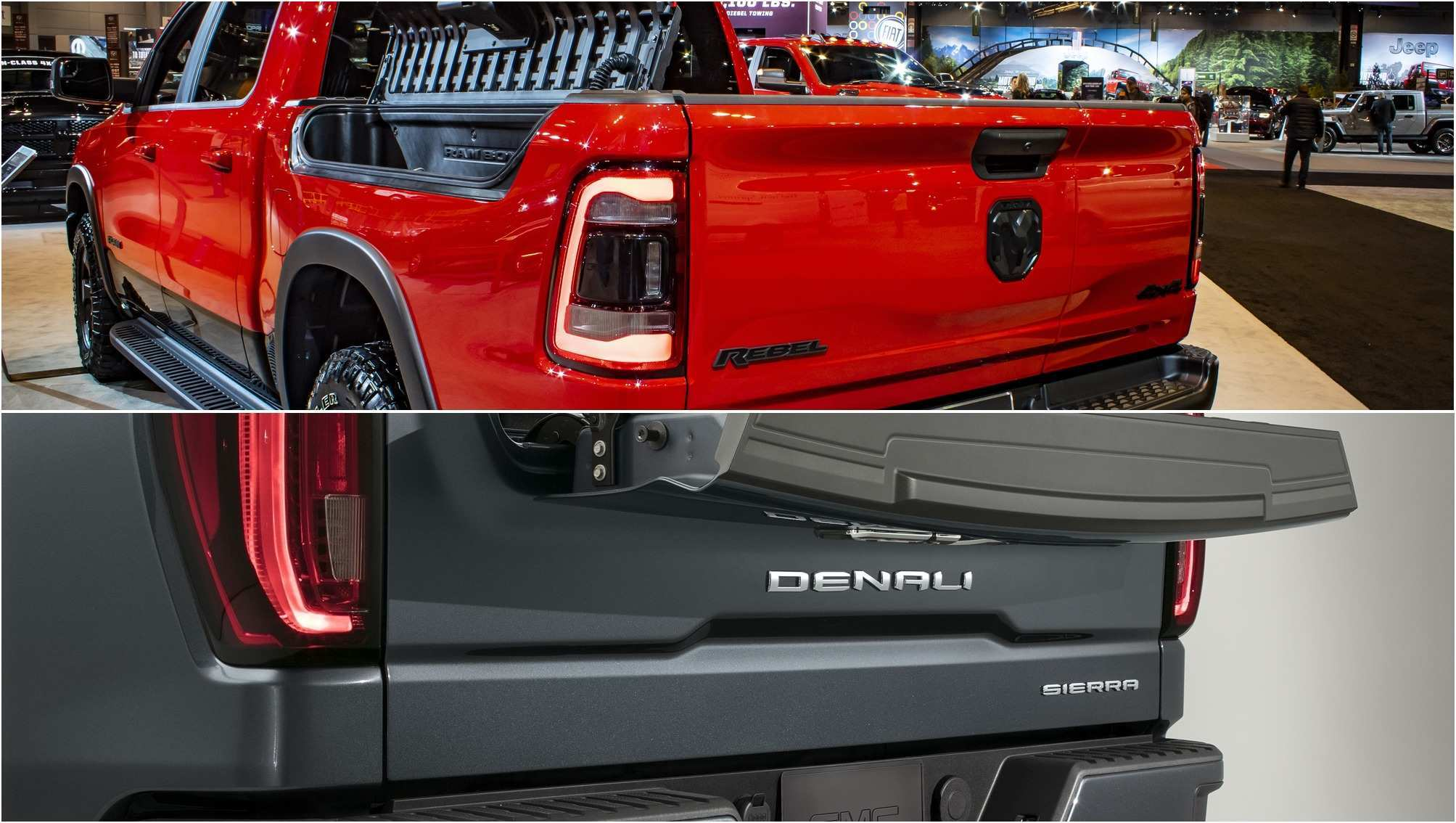 46 All New 2019 Gmc 2500 Tailgate Concept And Review