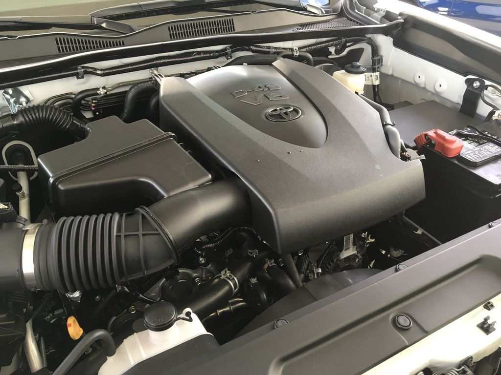 46 All New 2019 Toyota Tacoma Engine Price