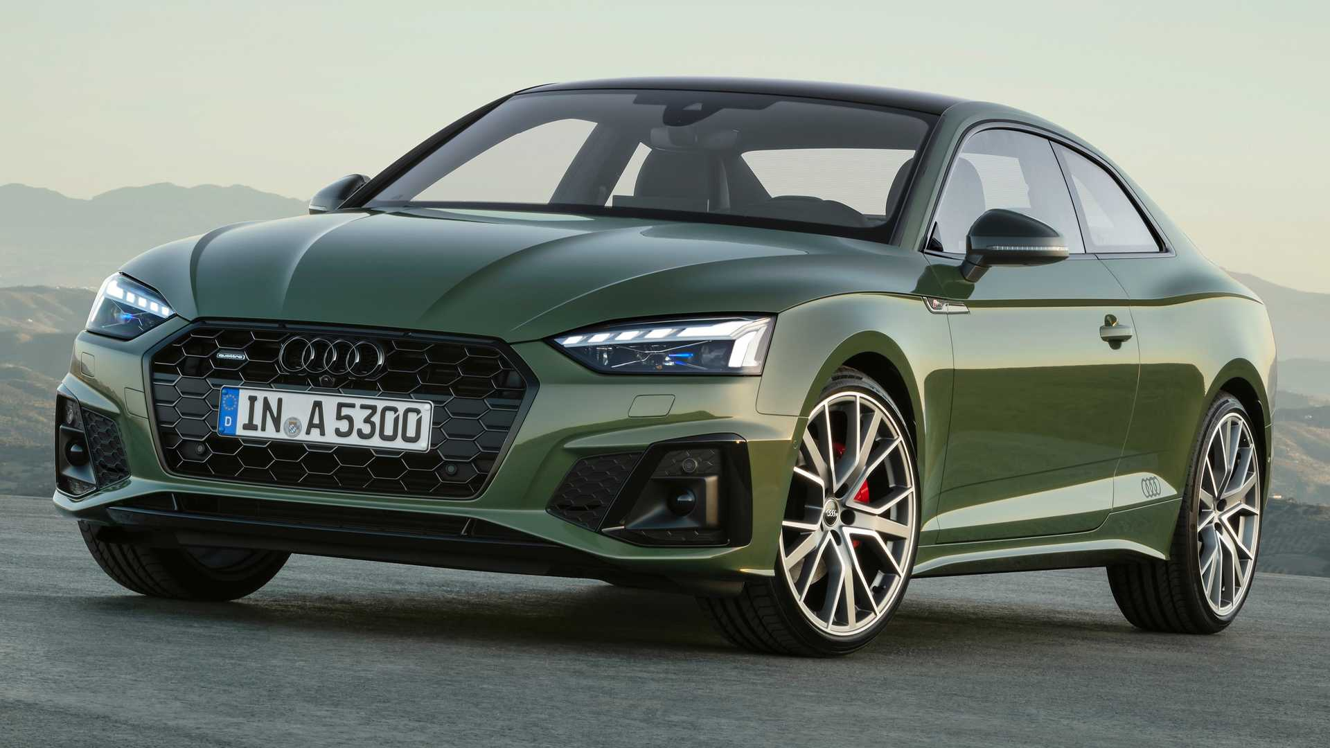 46 All New 2020 Audi S5 Picture