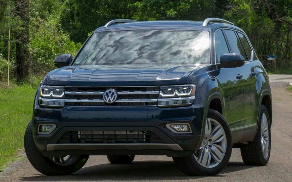 46 All New 2020 Volkswagen Atlas Release Date Release Date And Concept