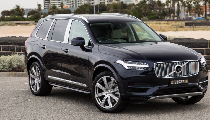46 All New Volvo Xc90 2020 Release Date Performance And New Engine
