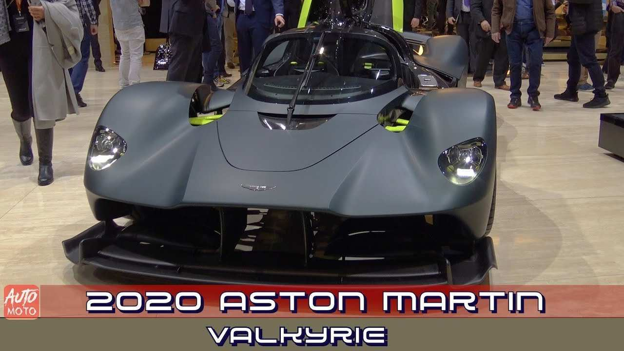 46 Best 2020 Aston Martin Valkyrie Photos