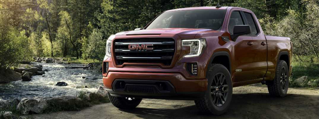 46 The 2019 Gmc Engine Specs Spesification