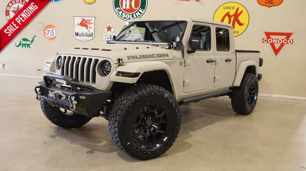 46 The 2020 Jeep Gladiator Lifted Redesign