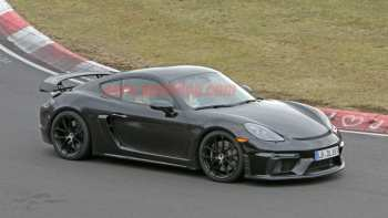 46 The 2020 Porsche 718 Cayman Review