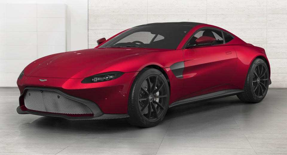46 The Best 2019 Aston Martin Vantage Configurator Rumors