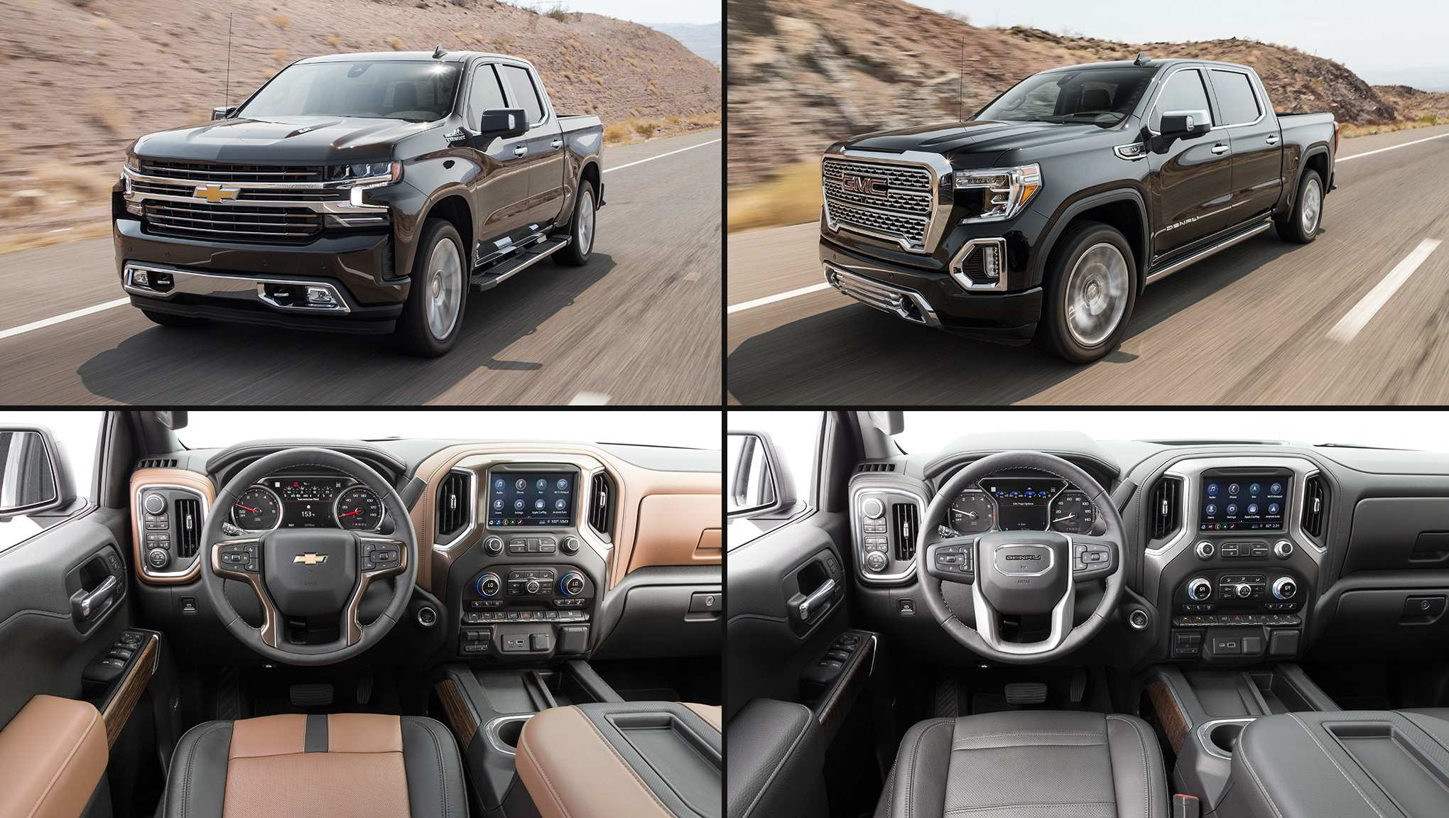46 The Best 2019 Chevrolet High Country Interior Concept