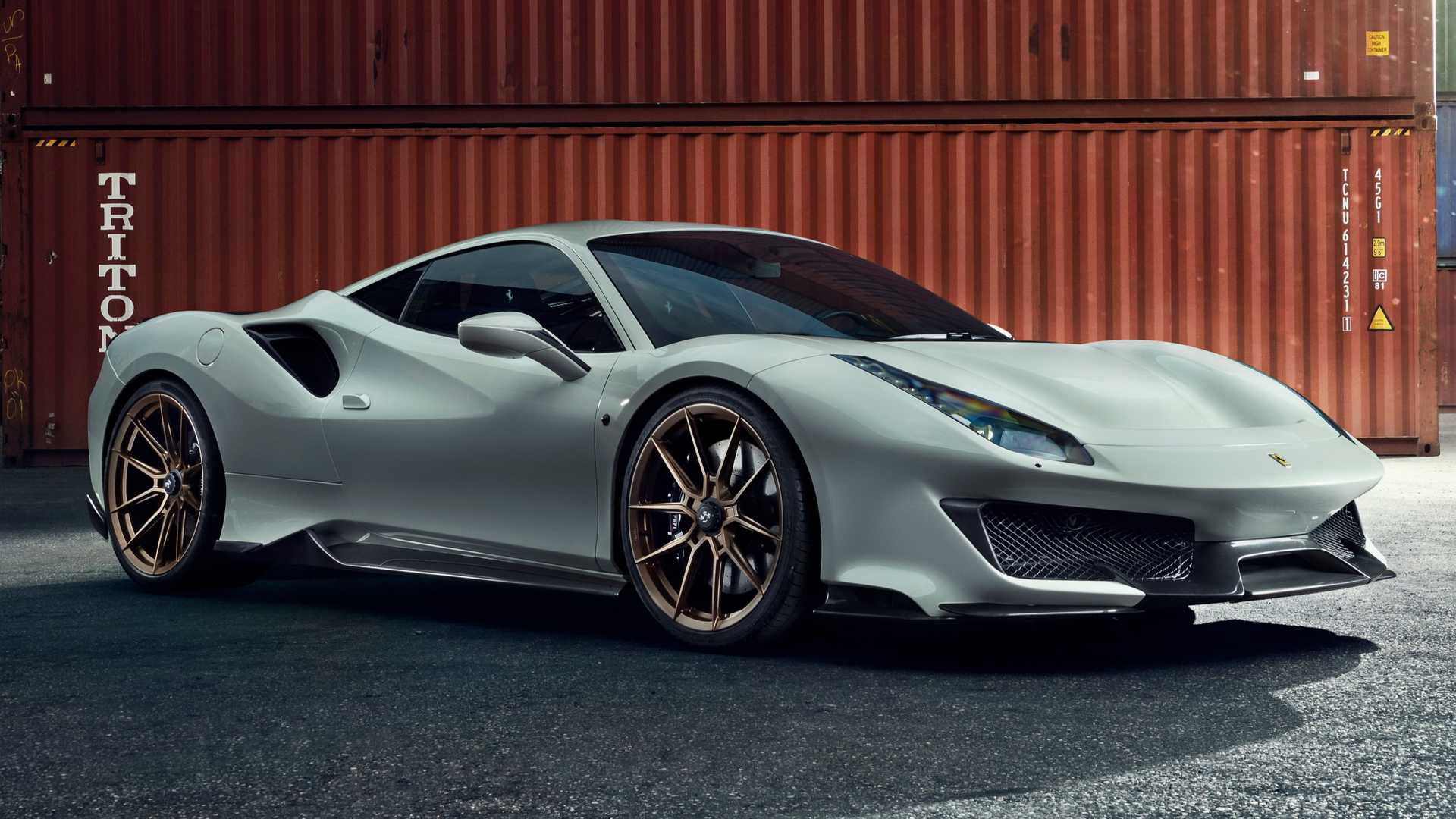 46 The Best 2019 Ferrari 488 Pista 2 Performance And New Engine