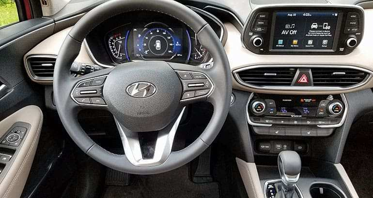 46 The Best 2019 Hyundai Santa Fe Interior Ratings
