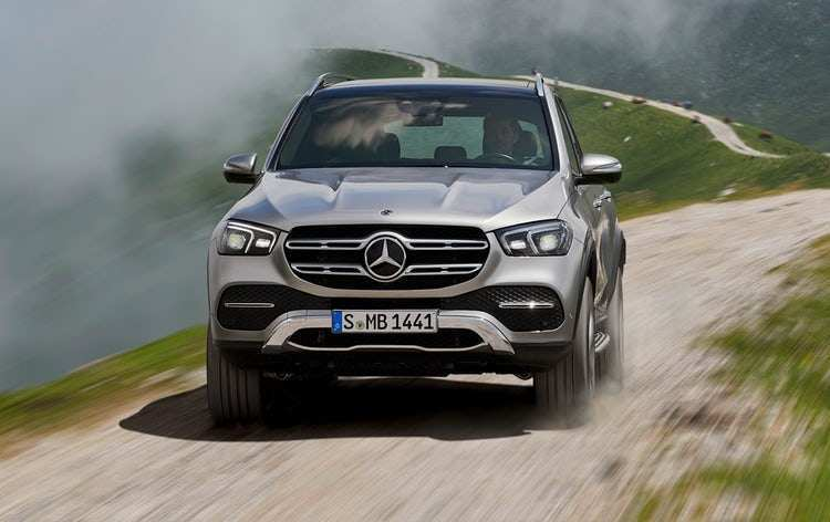 46 The Best 2019 Mercedes Gle First Drive