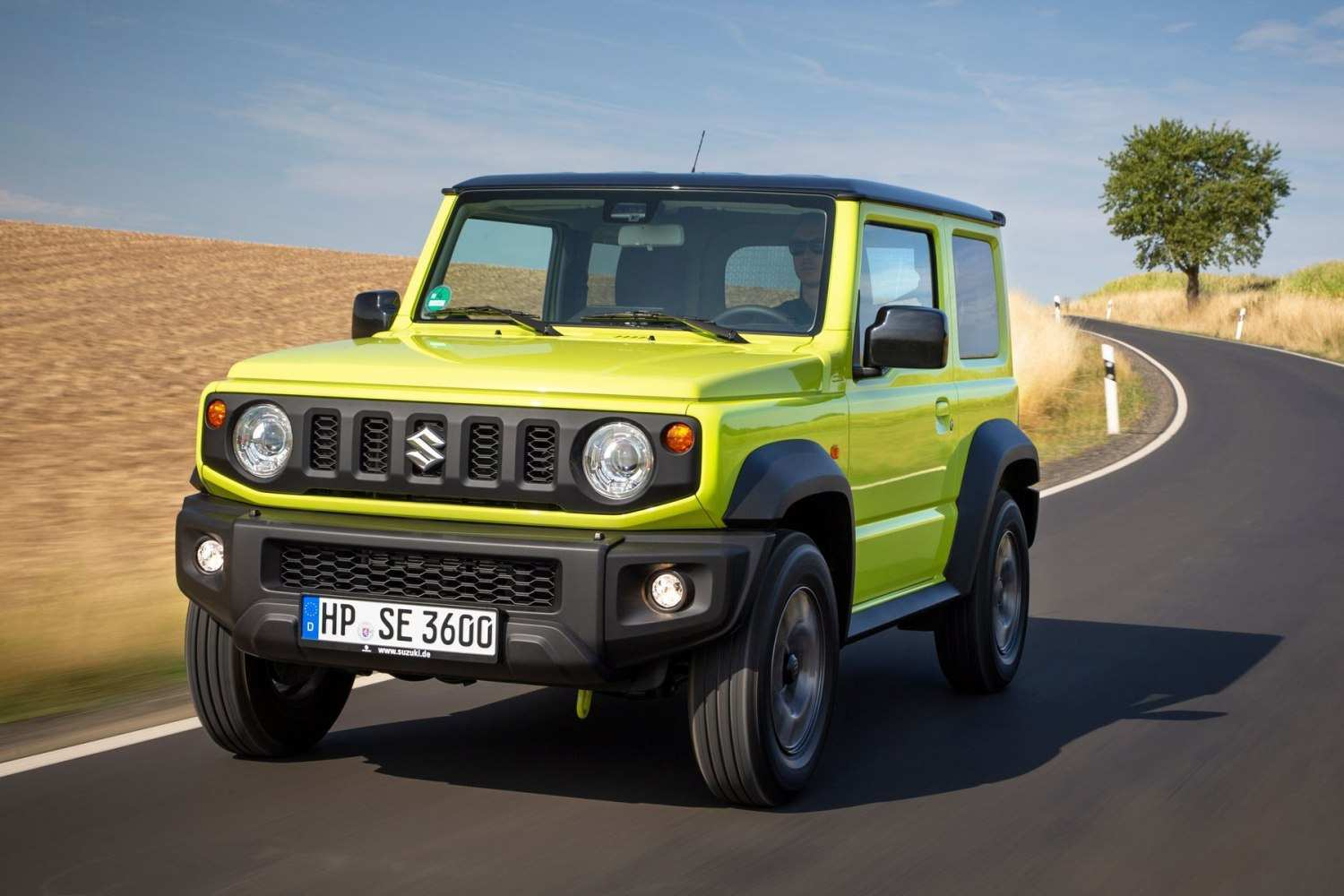 46 The Best 2019 Suzuki Jimny Speed Test