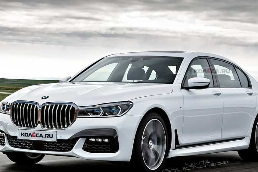 46 The Best Bmw Series 7 2020 Picture
