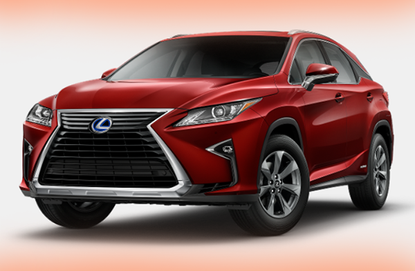 46 The Lexus Rx 450H Facelift 2020 Release Date