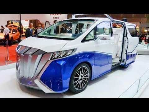 46 The Toyota Vellfire 2020 Release Date And Concept
