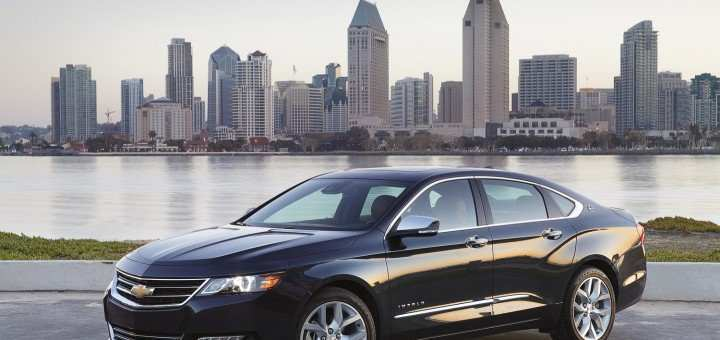 47 A 2020 Chevrolet Impala Redesign And Review