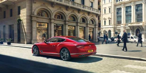 47 All New 2019 Bentley Gt V8 First Drive