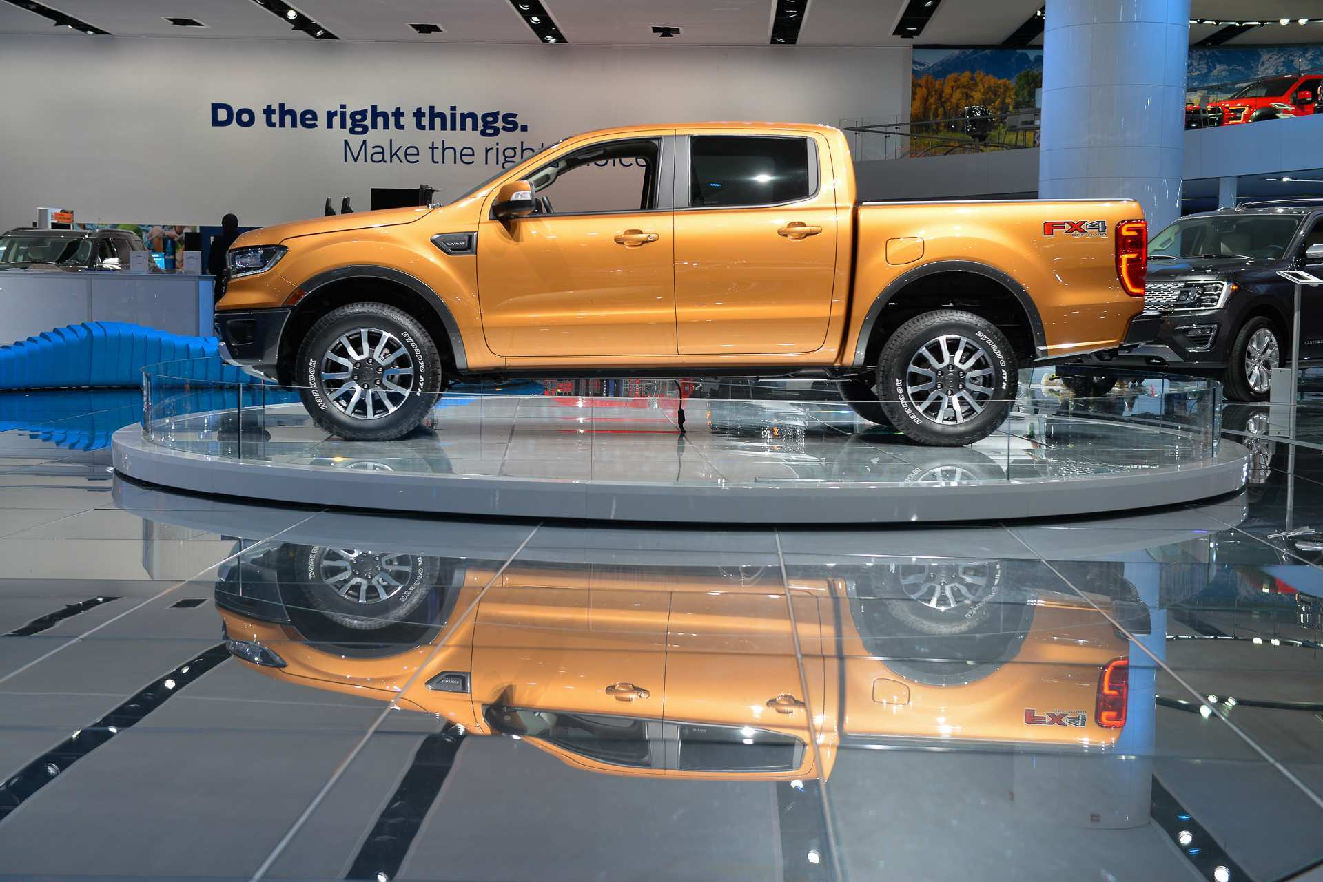 47 All New 2019 Ford Ranger Auto Show Model