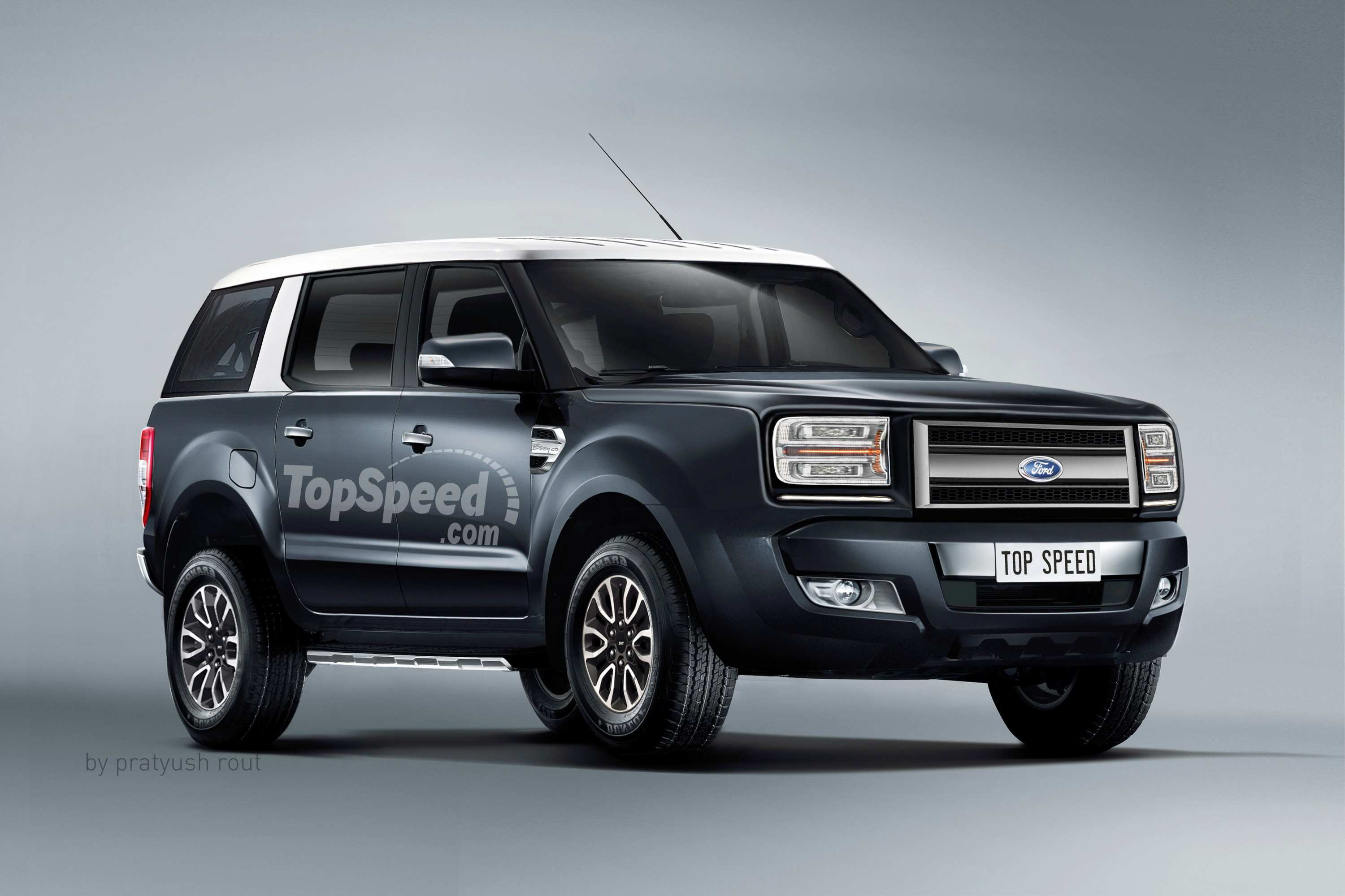 47 All New 2020 Ford Bronco Msrp Reviews