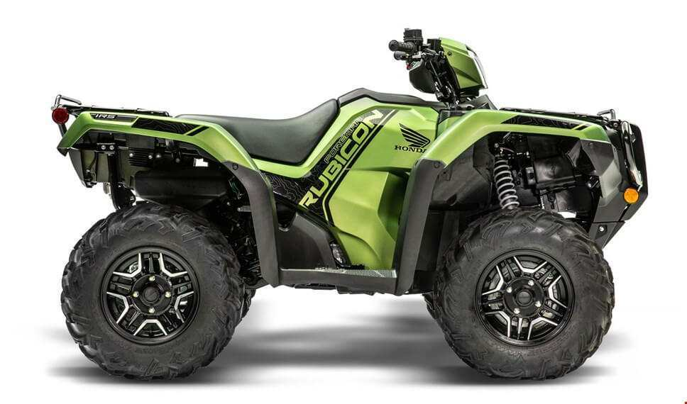 47 Best Honda Rincon 2020 Redesign And Concept