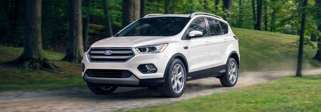 47 The 2019 Ford Escape Release Date Review