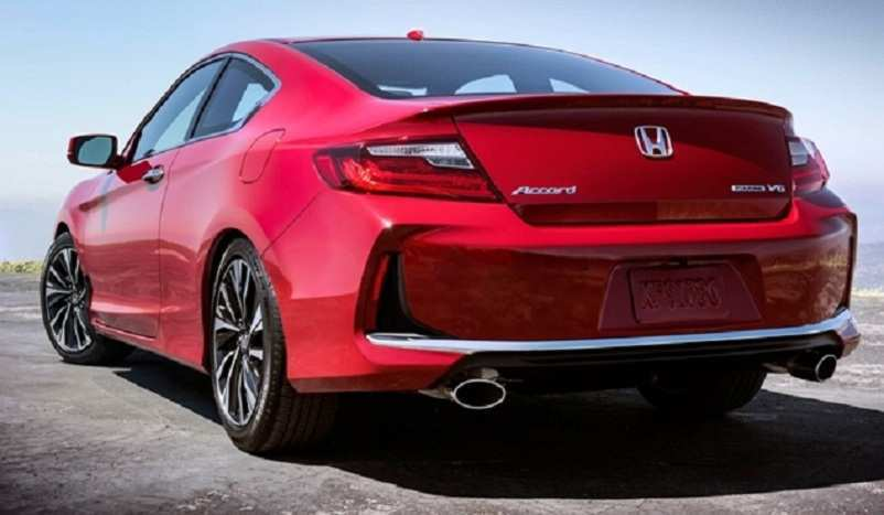 47 The 2019 Honda Accord Coupe Release Date Wallpaper