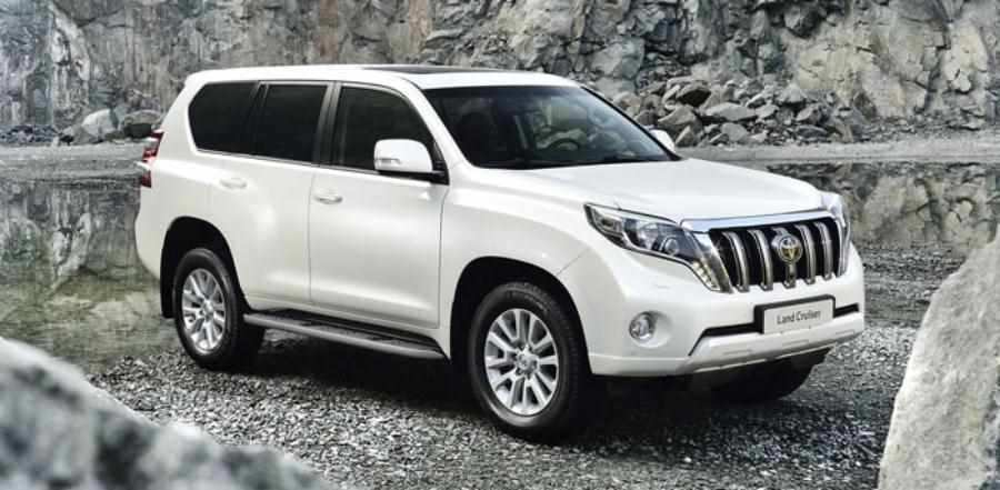 47 The 2020 Toyota Prado Price And Review
