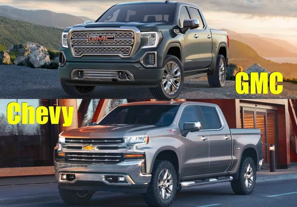 47 The Best 2019 Gmc Sierra Release Date Redesign and Concept